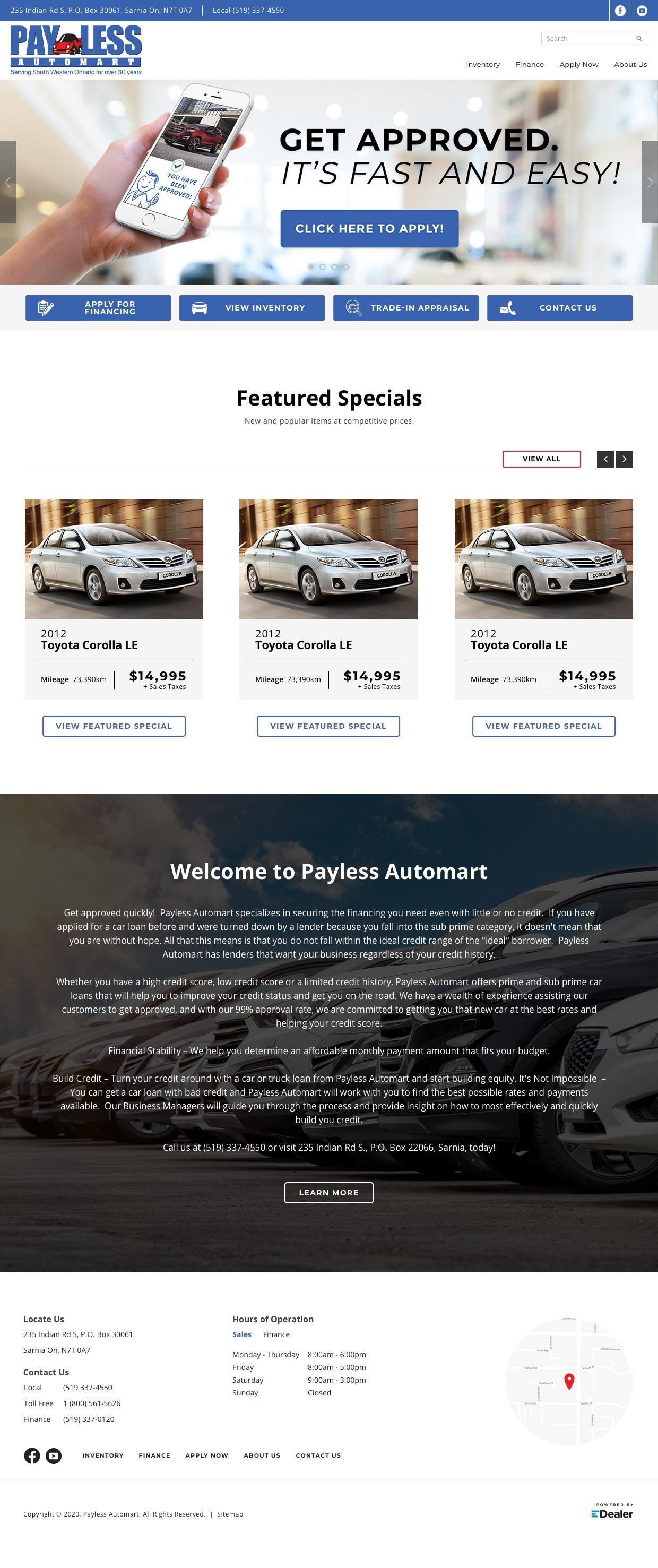 Payless Automart