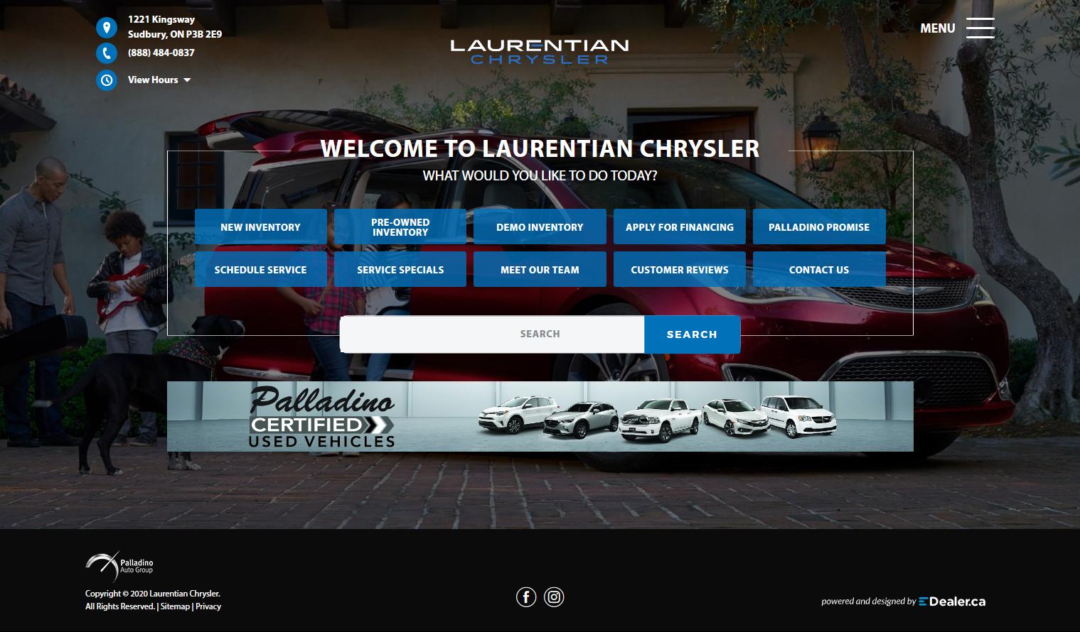 Laurentian Chrysler