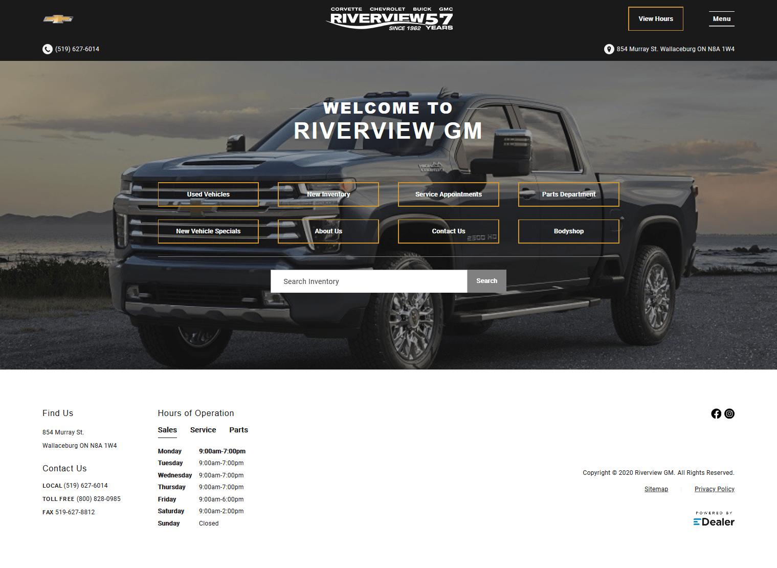 Riverview Automobile Limited