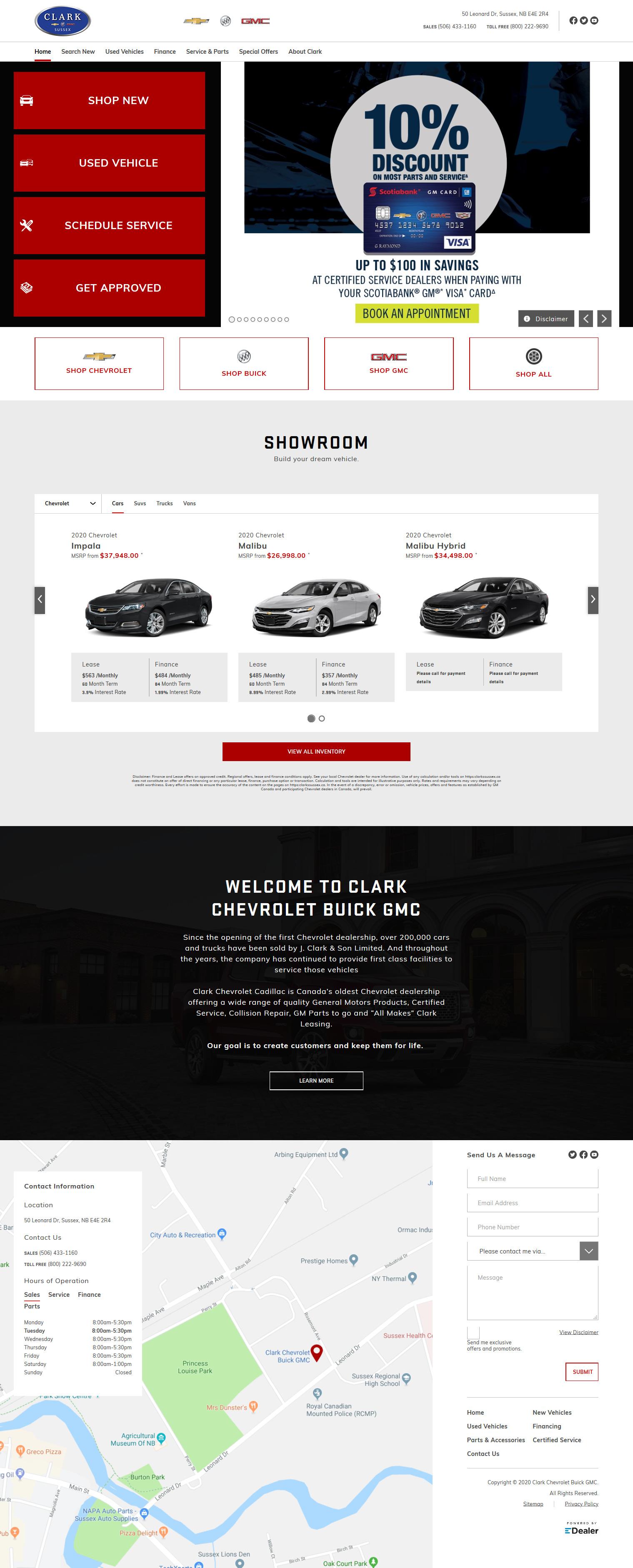 Clark Chevrolet Buick GMC