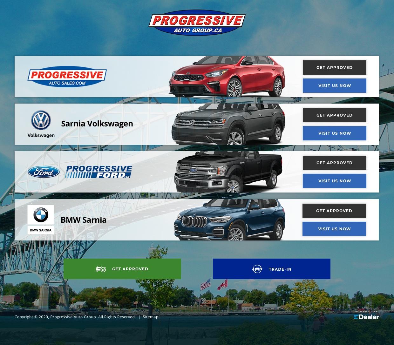 Progressive Auto Group