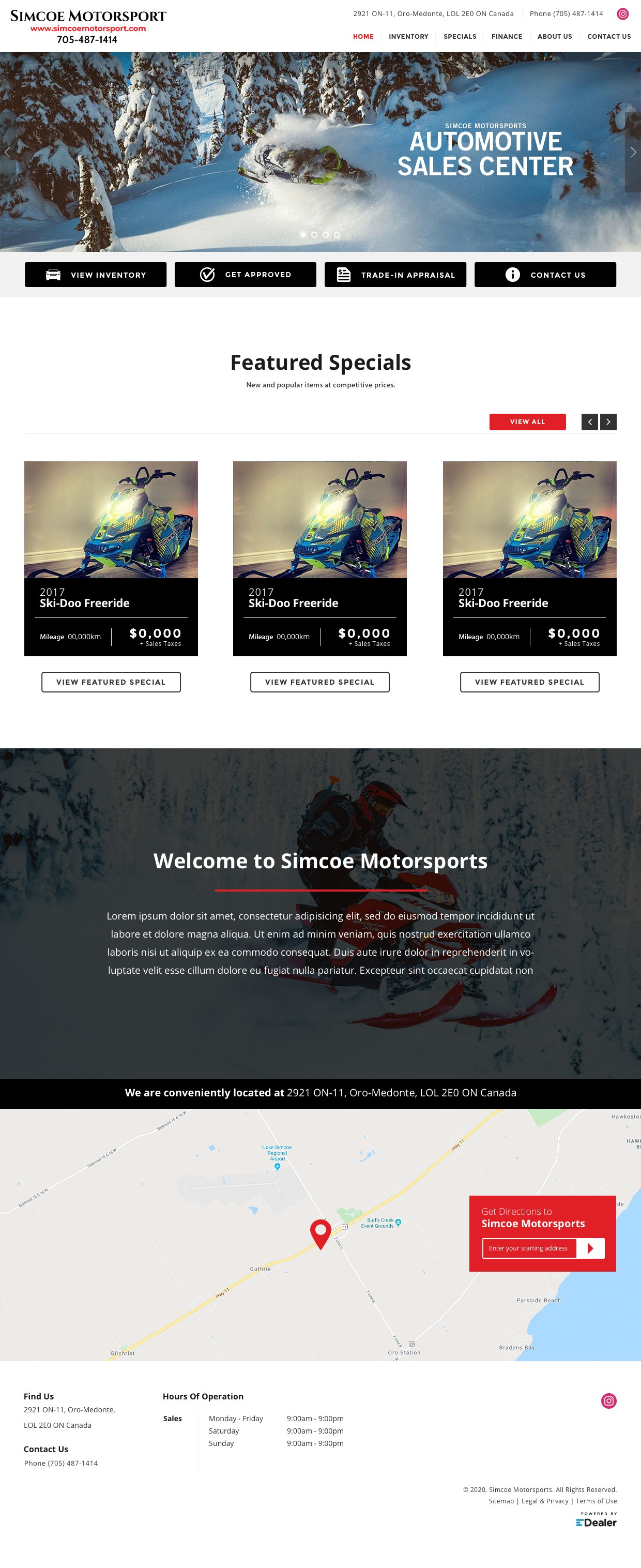 Simcoe Motorsport
