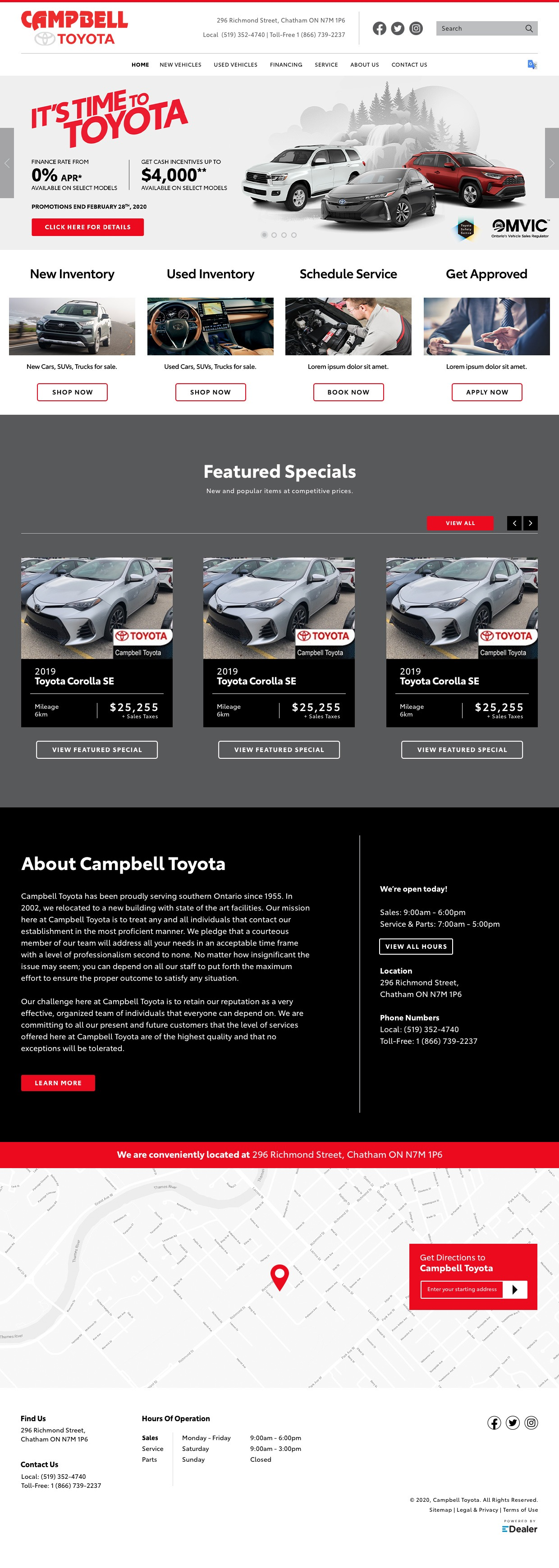 Campbell Toyota
