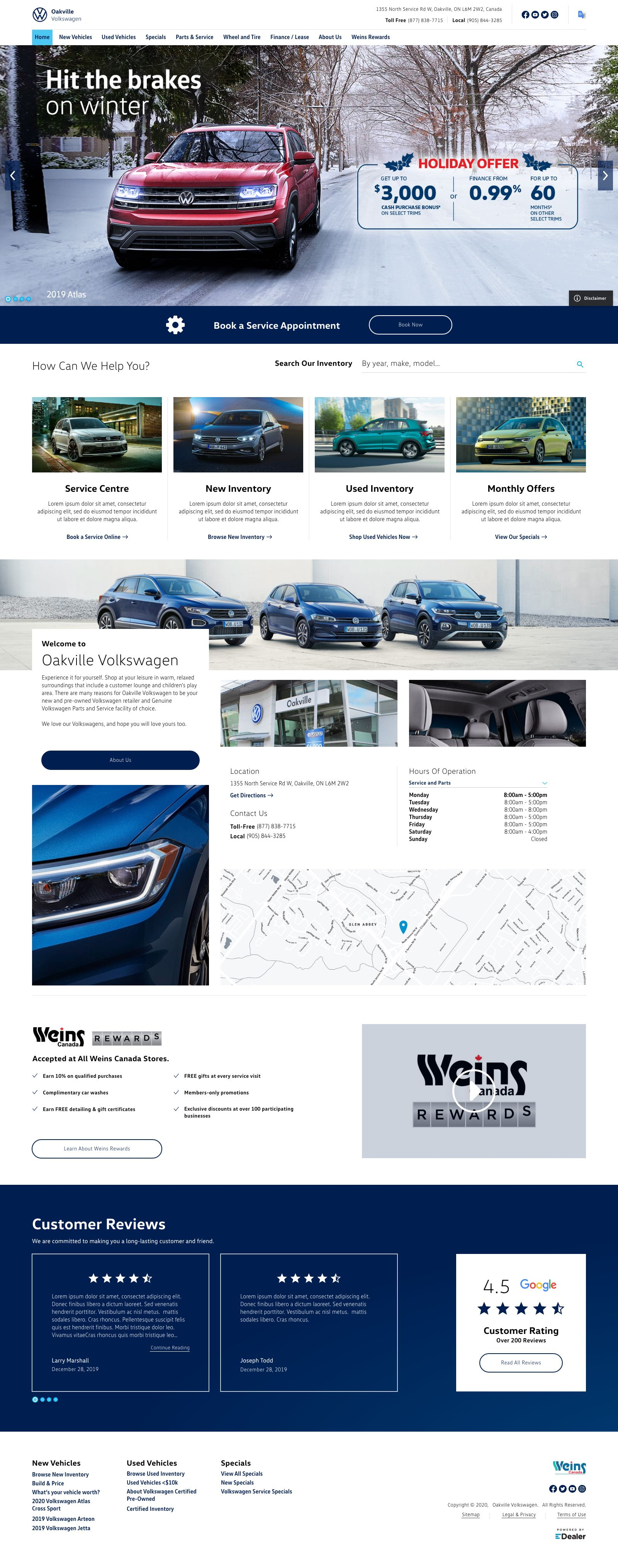 Oakville Volkswagen