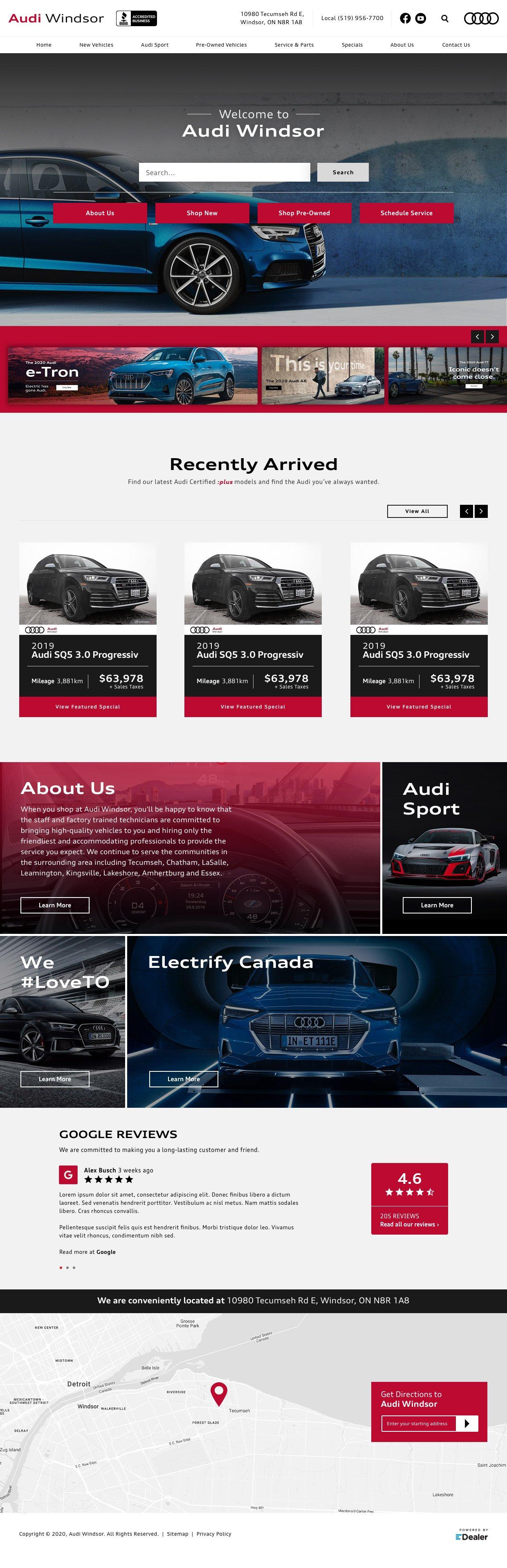 Audi Windsor