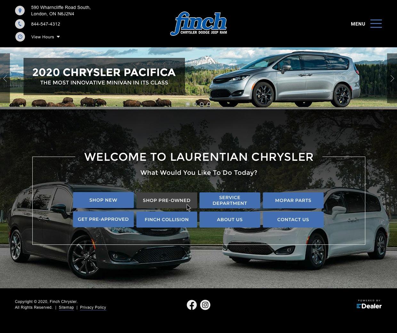 Finch Chrysler Dodge Jeep Ram Ltd