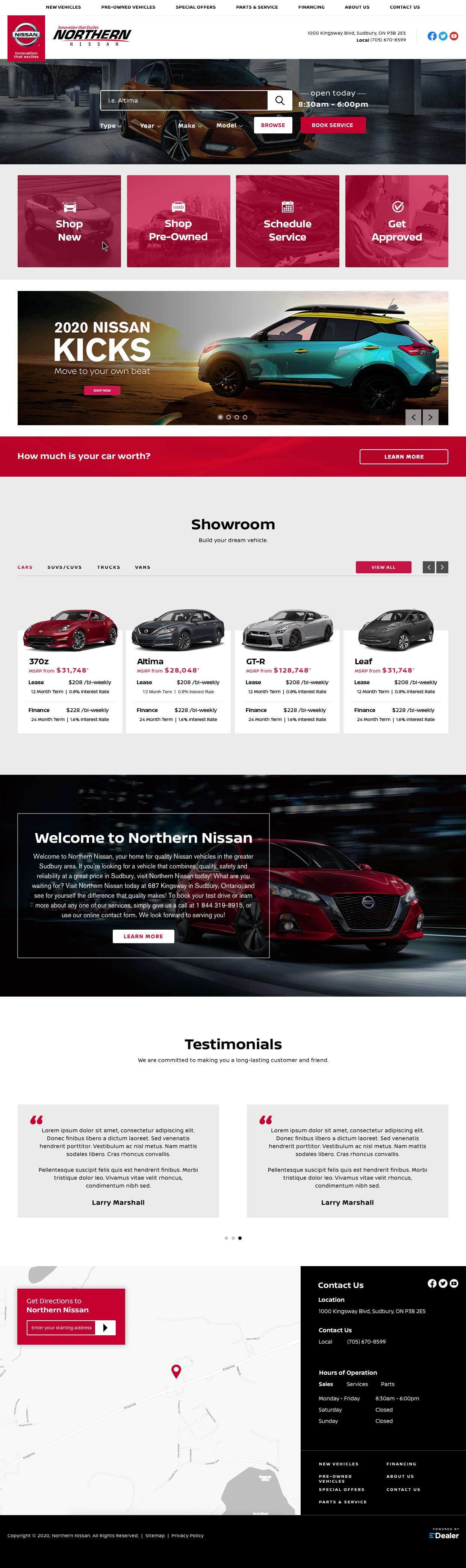 Northern Nissan
