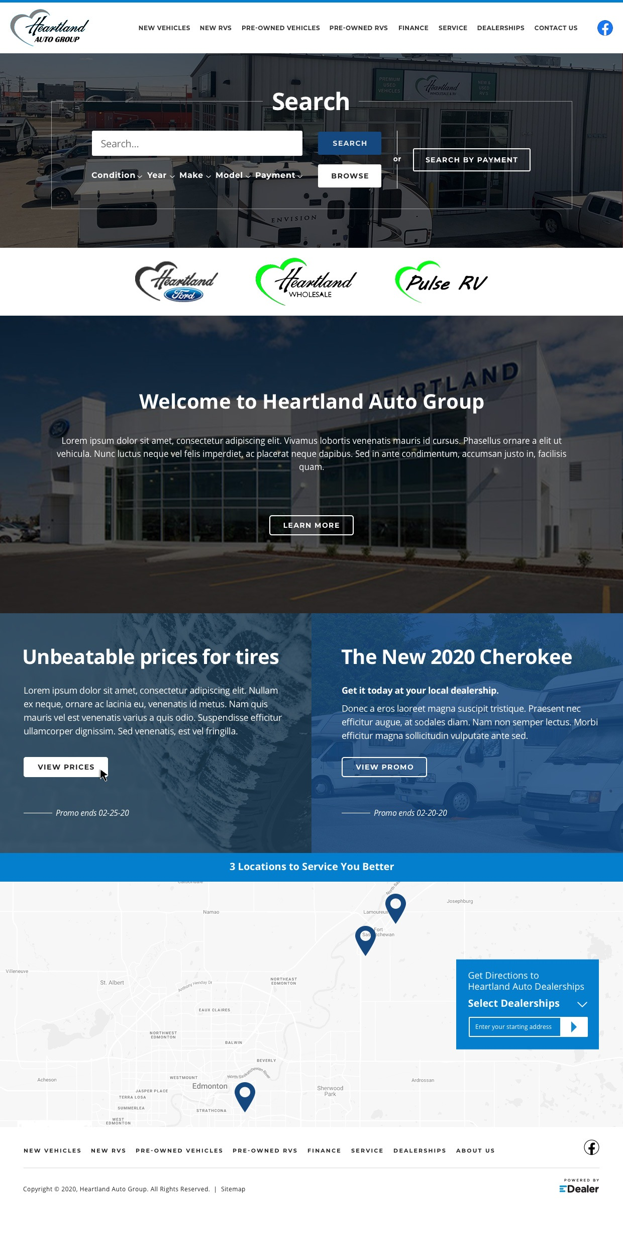 Heartland Auto Group