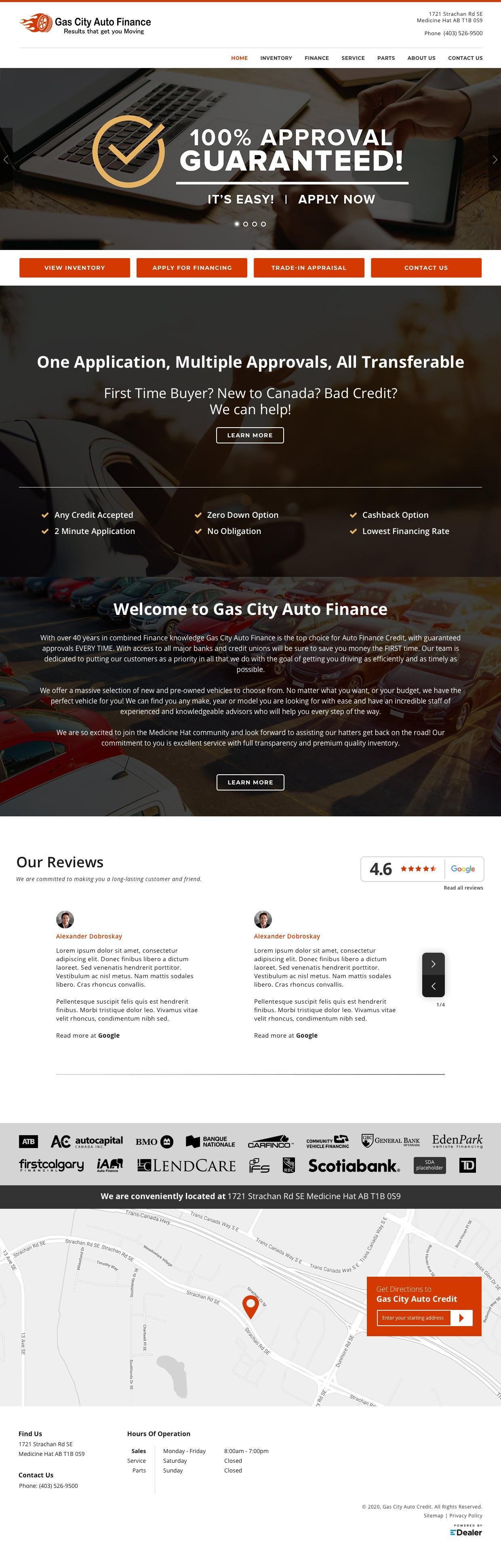 Gas City Auto Credit