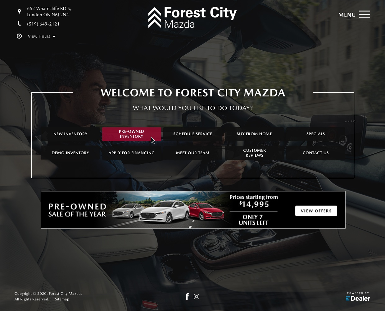 Forest City Mazda