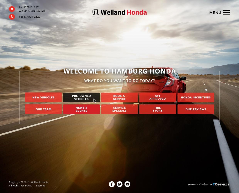 Welland Honda