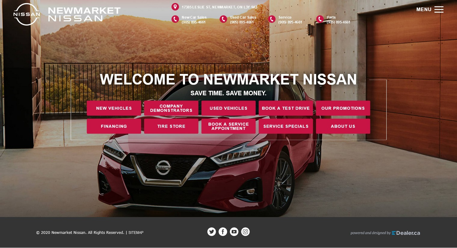 Newmarket Nissan