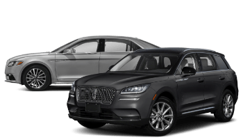 lincoln vehicles