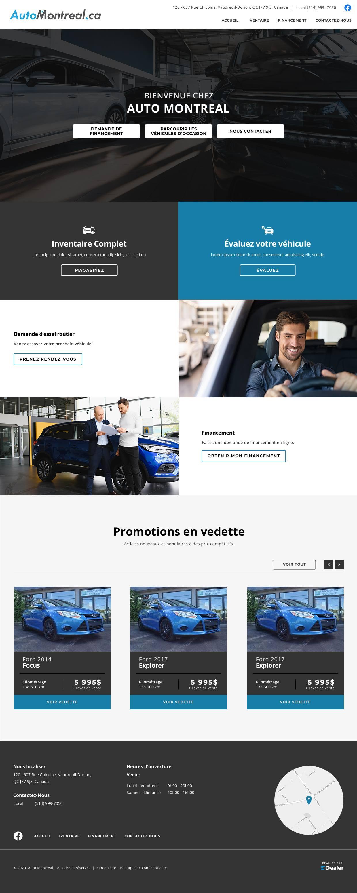 Auto Montreal