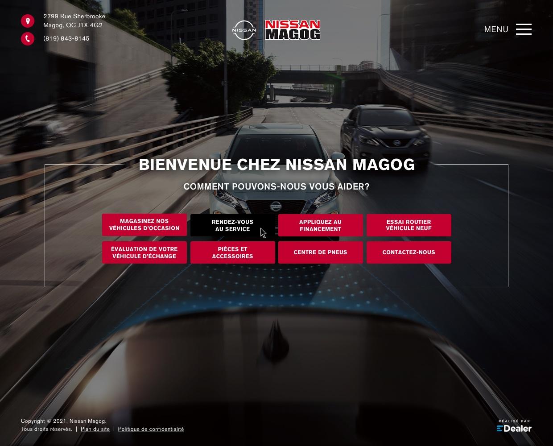 Nissan Magog