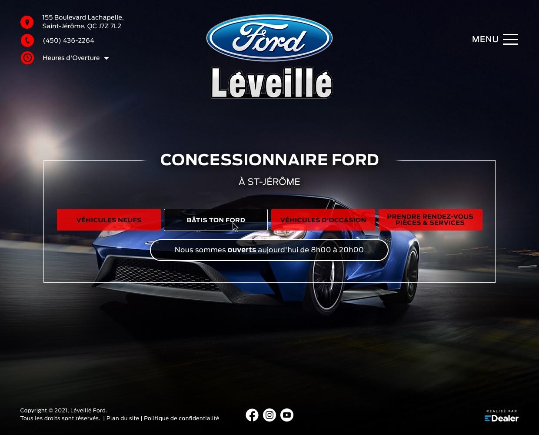 Léveillé Ford