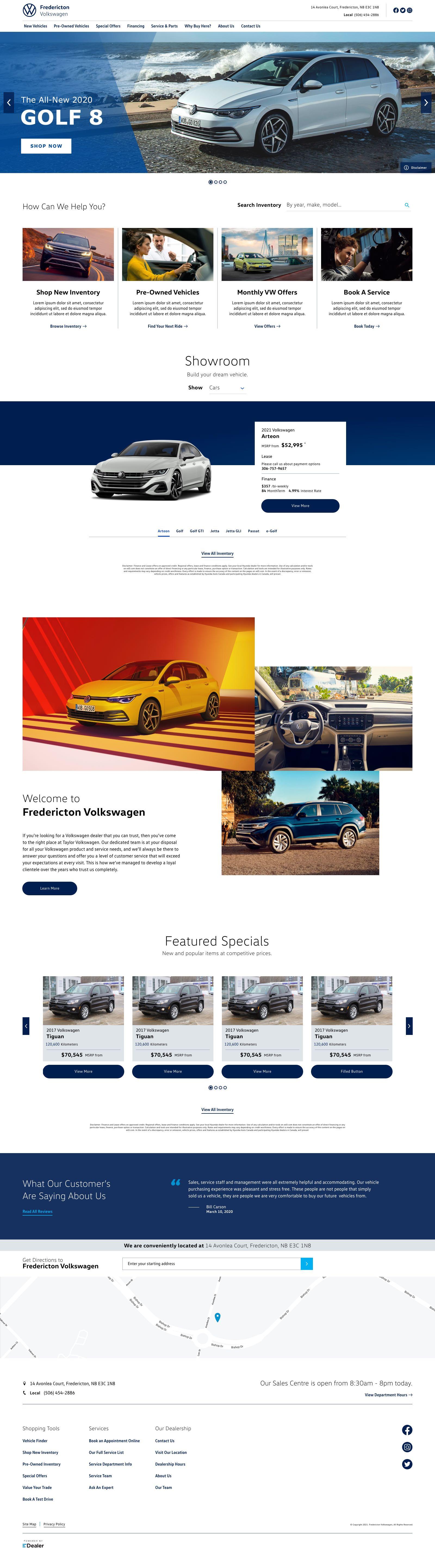 Fredericton Volkswagen