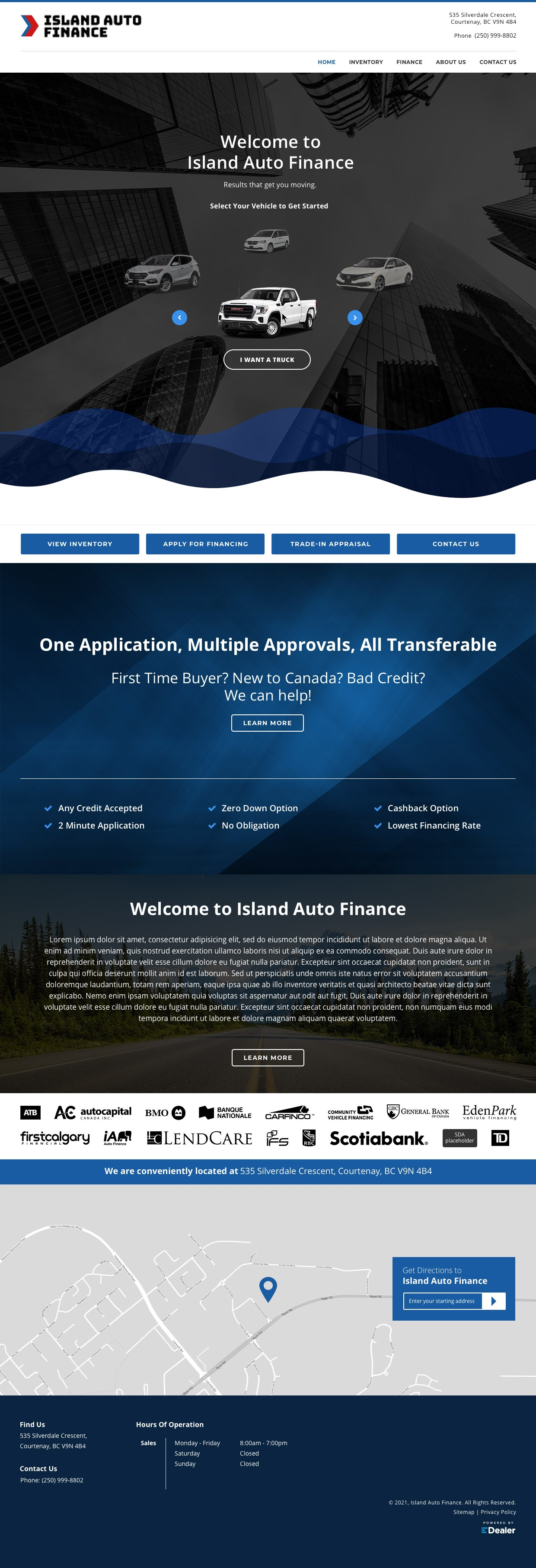 Island Auto Finance