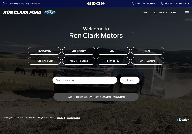 Ron Clark Motors