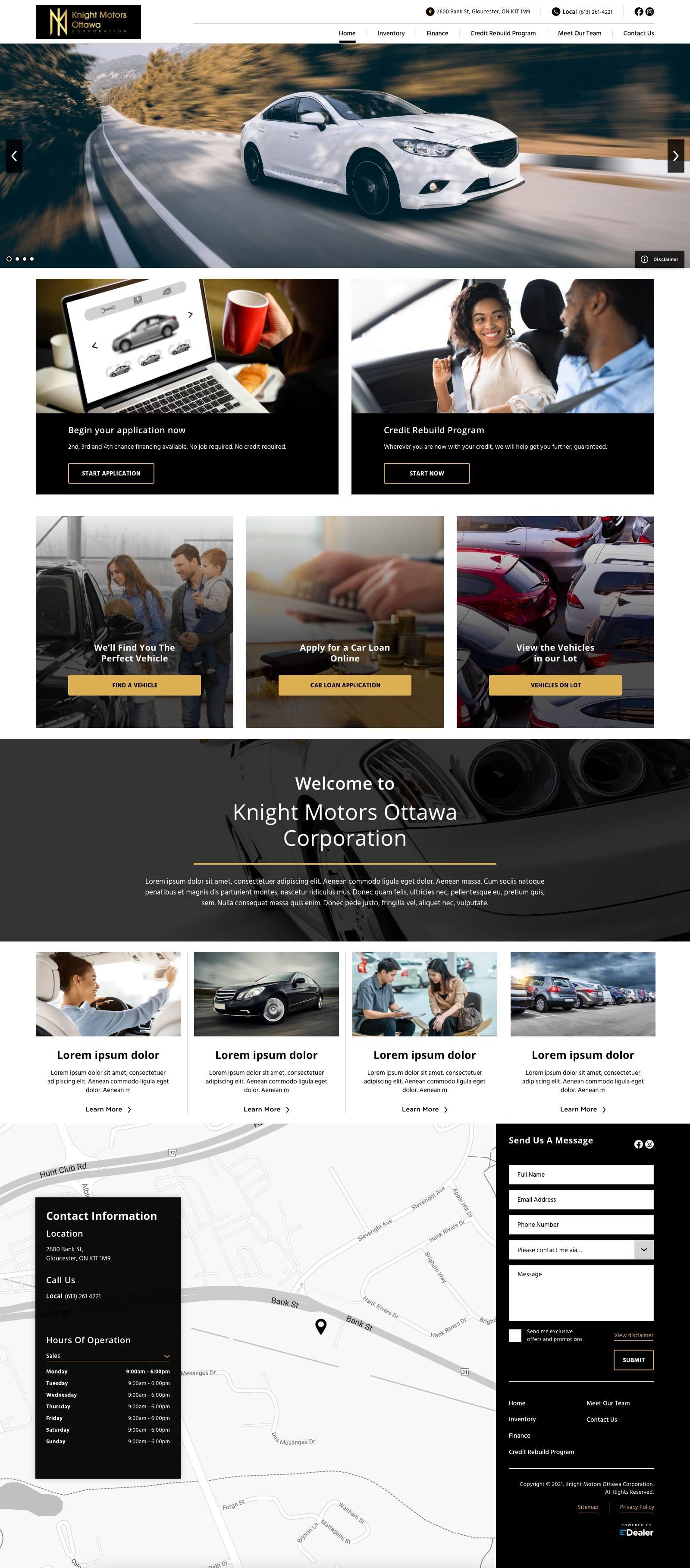 Knight Motors Ottawa