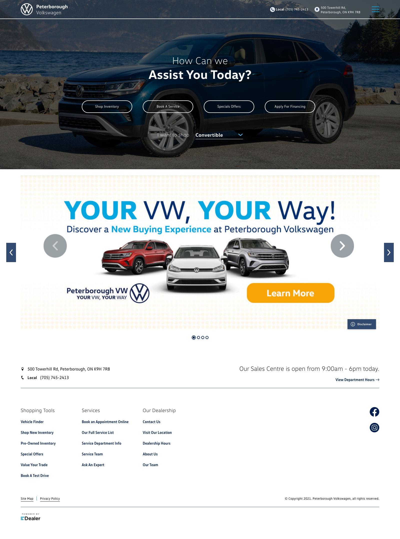Peterborough Volkswagen