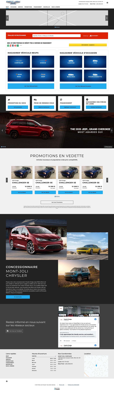 Mont-Joli Chrysler