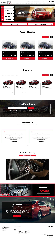 Toyota Town