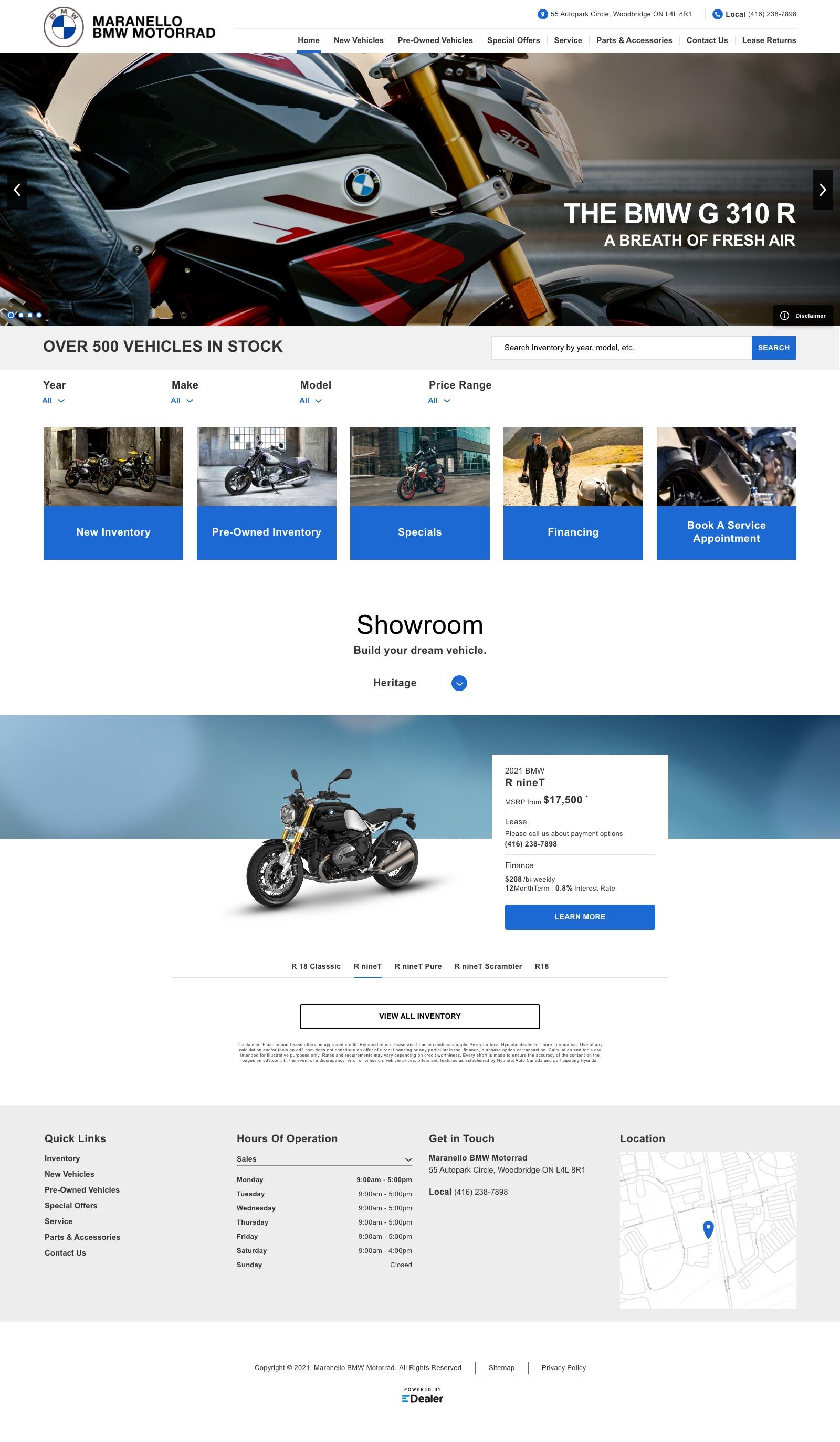 Maranello BMW Motorrad