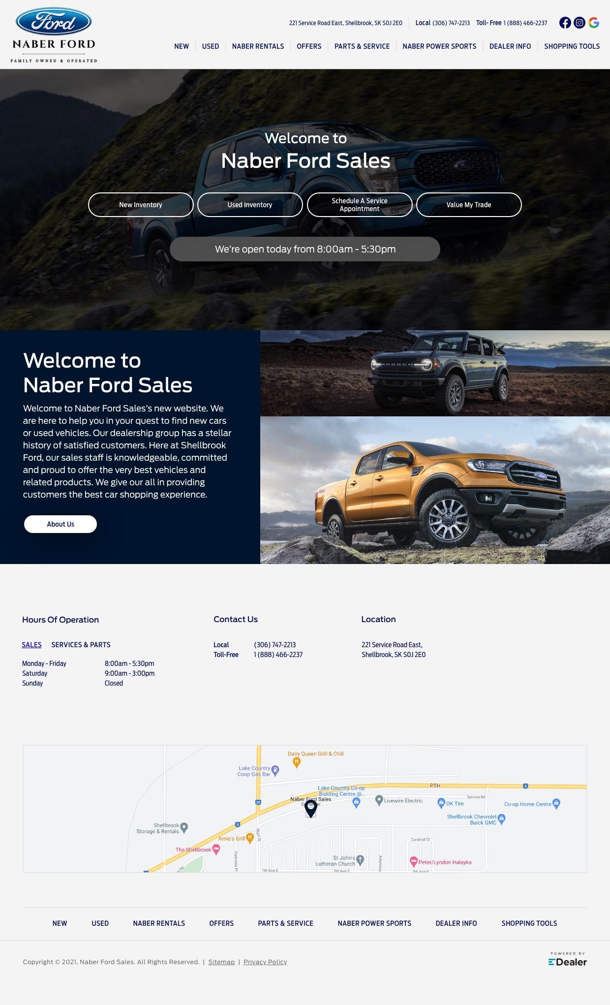 Naber Ford