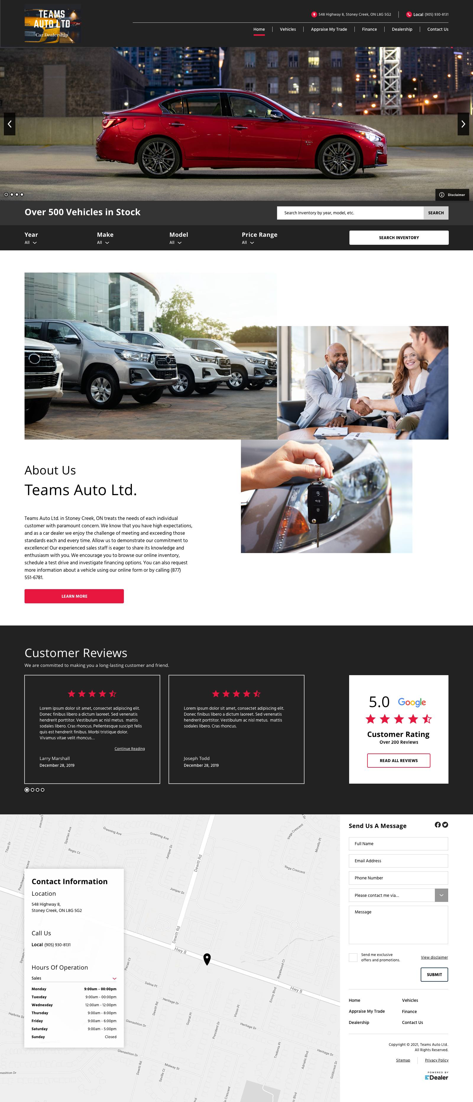 Teams Auto Ltd