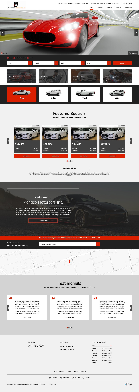 Monaco Motorsports Inc