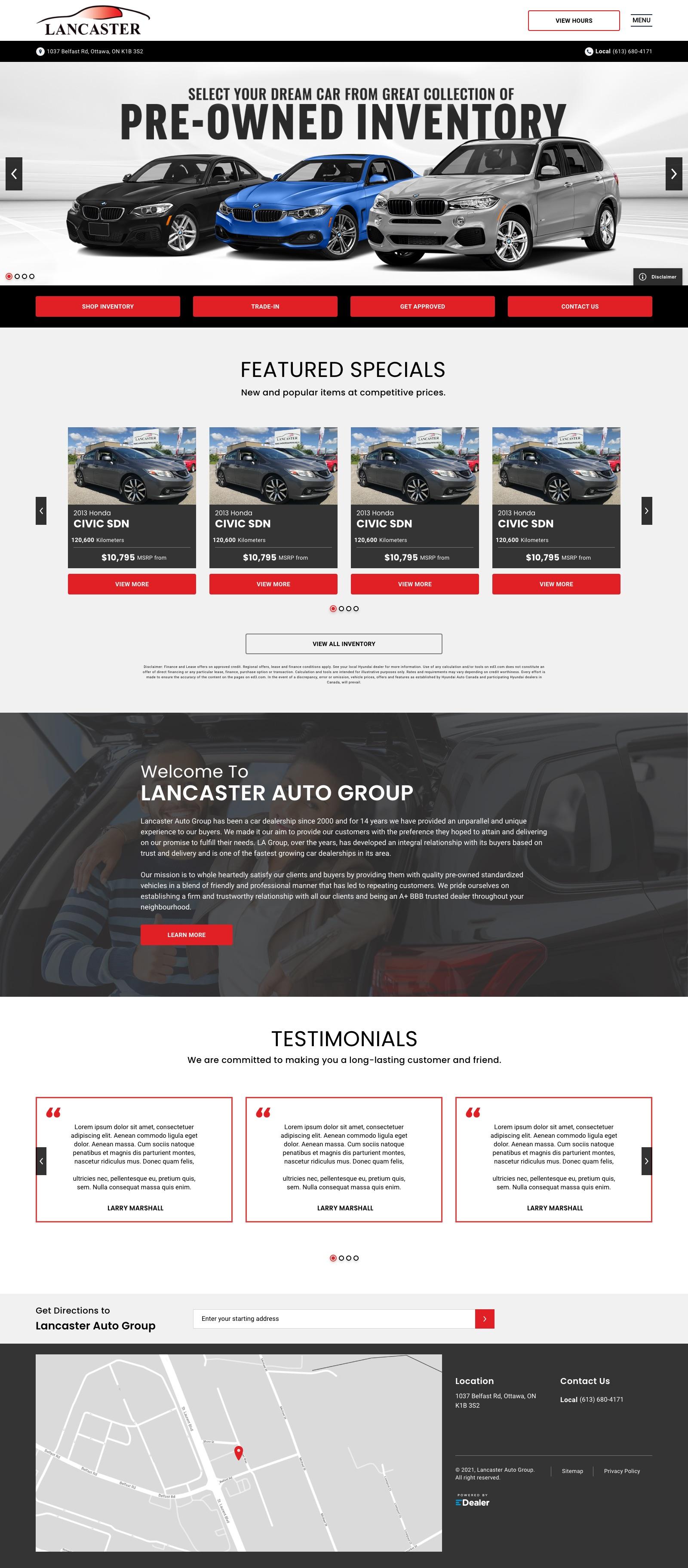 Lancaster Auto Sales