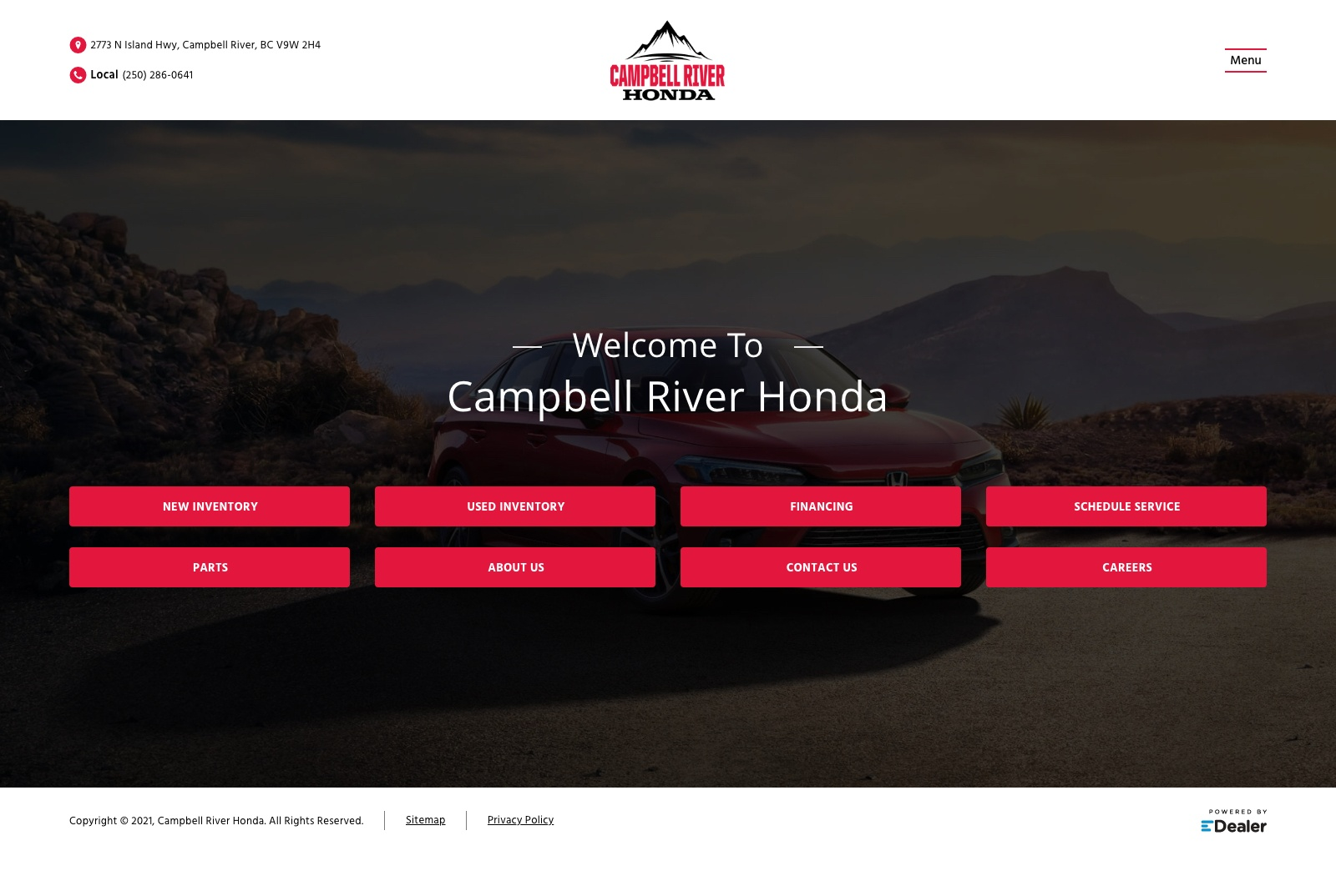 Campbell River Honda