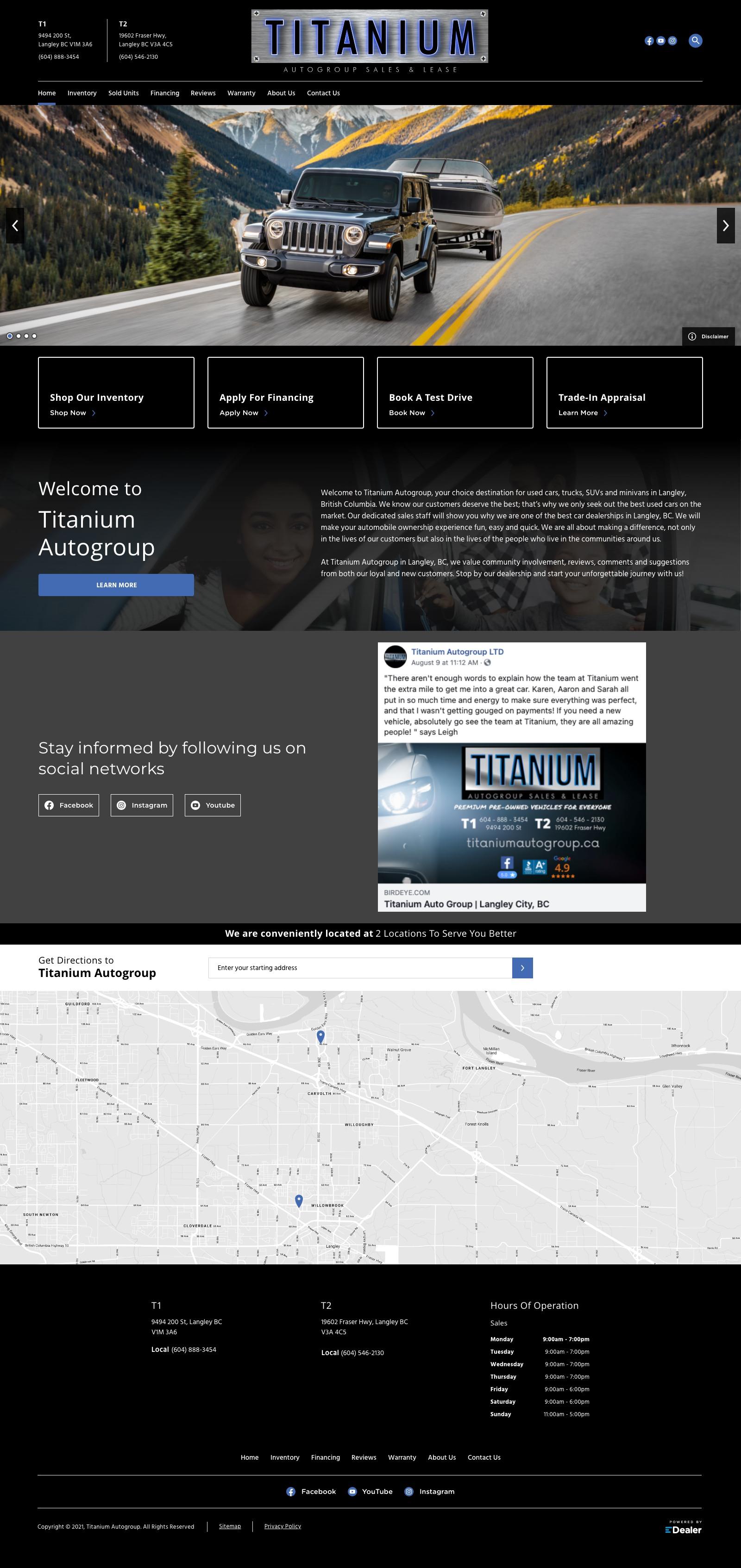 Titanium Auto Group
