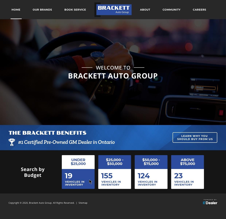 Brackett Auto Group